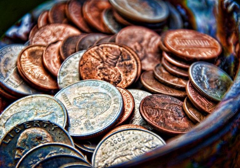 Mieszkaniec Lublina chciał zapłacić 200 000 zł grzywny… w monetach!