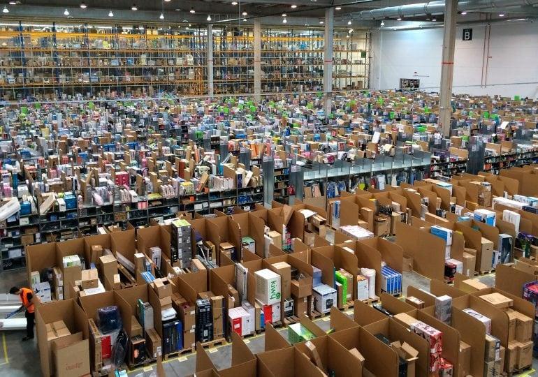 Wyprzedaże w Amazonie! Rabaty do 60 procent z okazji święta zakupów