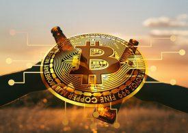 Bitcoin po 28000 USD. W 9 miesięcy jego cena wzrosła 6-krotnie